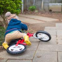 交通事故の2割が自転車